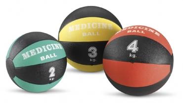 Allenati con la palla medica e migliora la forza fisica