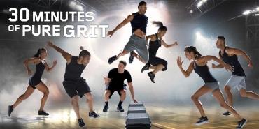 LES MILLS GRIT™: l'allenamento ad alto impatto per chi vuole il massimo in poco tempo