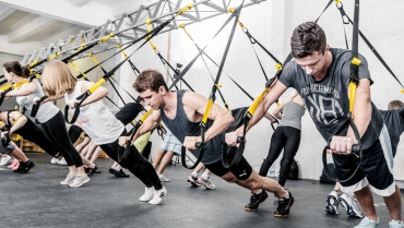 TRX, l'allenamento che tonifica rispettando i limiti del fisico