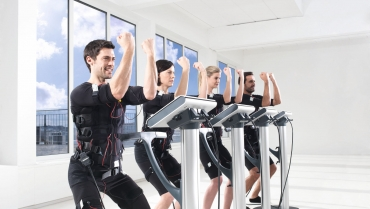 Bodytec: l'allenamento 3.0